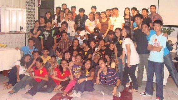 Youth Dinner Fellowship
